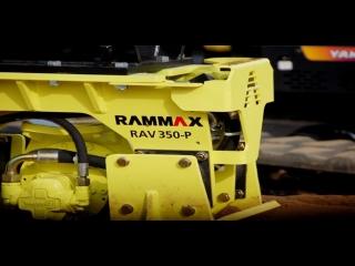 Anbauruettelplatte Rammax
