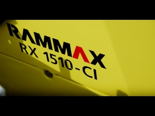 AFTER >: Rammax Grabenwalze