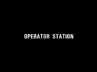 AFTER >: CAT D7E Operator Station
