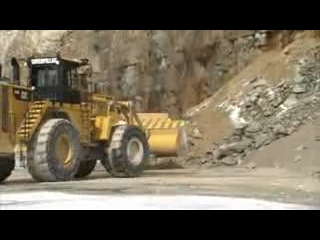 DANACH >: CAT 992K Wheel Loader Truck Loading Cycles