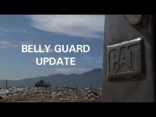 New CAT 836H Belly Guard - Customer Testimonials