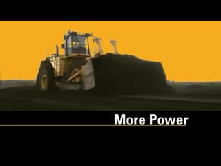 CAT 854K Wheel Dozer More Power Testimonial