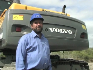 Volvo Pipelayers Features  Counterweight (Part 8 17)
