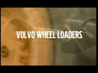 Volvo Wheel Loaders Presentation