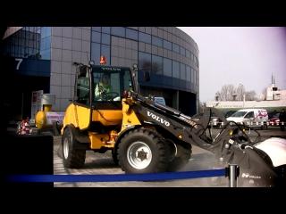 Volvo CE на Интерстройэкспо 2009