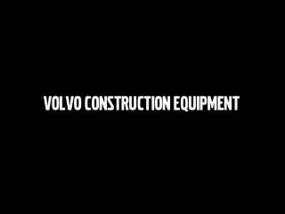 эксплуатация строительной техники Volvo в Сибири