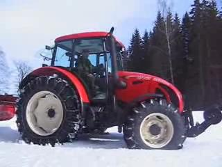 AFTER >: Zetor Tractor  Video