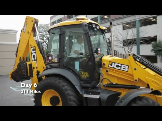 JCB Backhoe Across America Day 6