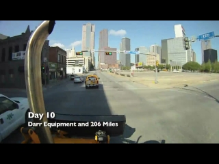 JCB Backhoe Across America Day 10