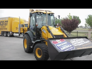 JCB Backhoe Across America Day 13