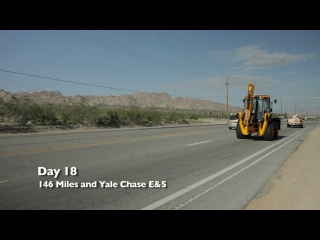 JCB Backhoe Across America Day 18