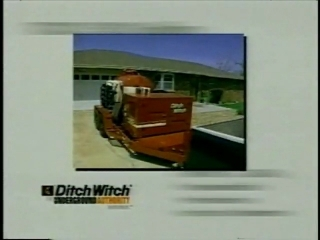 DANACH >: Ditch Witch FX30 Vacuum Excavation System and 300 SR ST Cable and Pipe Locator