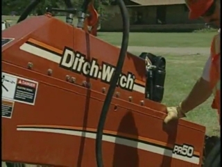 Ditch Witch Pipe Bursting System