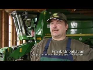 < BEFORE: Kundenmeinung zu John Deere Mähdrescherder C-Serie - Unbehauen