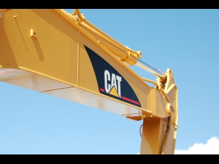 Caterpillar Excavator Pictures