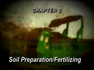 AFTER >: Haymaking 101: # 02 - Soil Preparation and Fertilizing