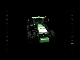 New 2011 John Deere 8R 8RT Series Tractors