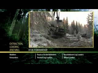 AFTER >: John Deere 810E Forwarder 1