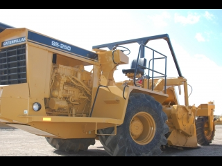 Soil Stabilizer Caterpillar SS250