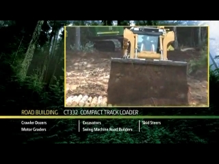 AFTER >: John Deere CT332 Compact Track Loader