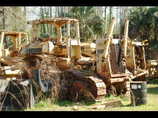 Caterpillar D8 N Dozer Picture