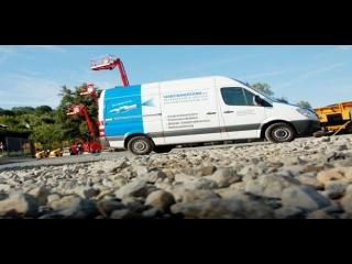 AFTER >: Trockeneisstrahlen Bundesweit